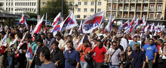 Εκλογική διακήρυξη της Αγωνιστικής Συνδικαλιστικής Κίνησης