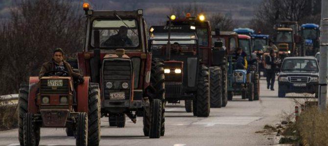 Αλληλεγγύη στους αγώνες των αγροτών