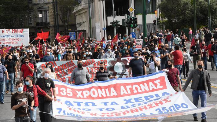 Το νομοσχέδιο-έκτρωμα να μην κατατεθεί! Συγκέντρωση την Τετάρτη 12 Μάη και συλλαλητήριο την Πέμπτη 13 Μάη